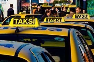 Maliye, taksi fişleri için harekete geçti.25294