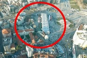 İşte Taksim'de yapılacak caminin ismi.29060