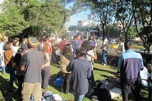 Taksim Gezi Park�'ndaki eyleme m�dahale.34269