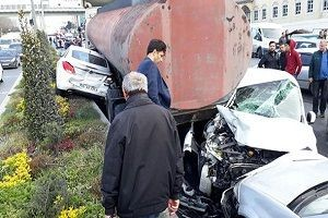 Başakşehir'de feci kaza!.31065