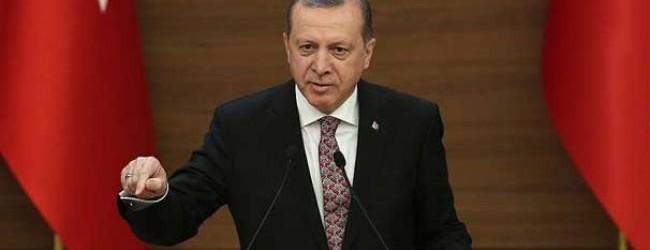 Erdoğan: Durum vahim!