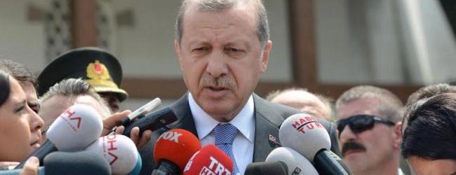 Erdoğan: Kılıçdaroğlu aday olsun