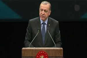 Erdoğan'dan referandum mesajları.9857
