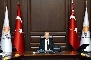AK Parti, Erdoğan başkanlığında toplandı.18118