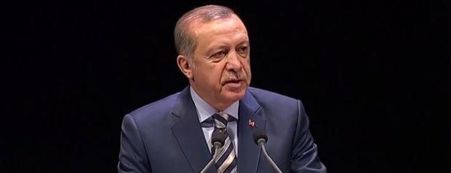 Erdoğan: Misliyle mukabele ederiz!