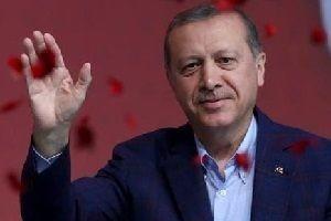 Araplar bu kez Tayyip Erdoğan'ı hedef aldı.12288