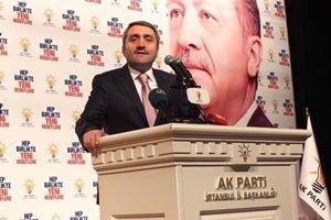 AK Parti İstanbul İl Başkanı istifa etti.22958