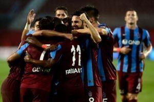 Trabzonspor yeni sezona galibiyetle başladı.18092