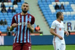 Trabzonspor, Sivasspor karşısında 2-0 mağlup.19529