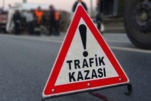 Konya'da yolcu otobüsü kazası: 32 yaralı.17085