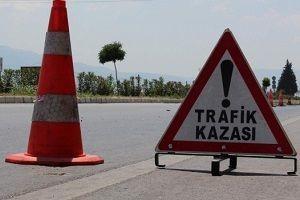 Kayseri'de otobüs şarampole devrildi!.16918