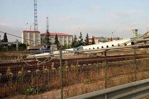 Kocaeli'de tren seferleri durdu!.22272