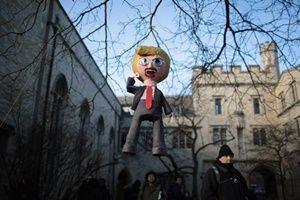 Göçmenler Trump'a karşı ayaklandı!.24284
