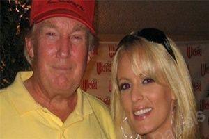 Trump'ın ekibi, porno yıldızına sus payı verdi