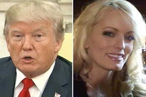 Trump'tan o porno yıldızı için ilk açıklama.16365