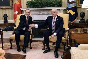 Cumhurbaşkanı, Trump'la görüştü!.26964
