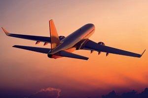 Türk yolcu havada olayı çıkardı, kelepçelendi.10750
