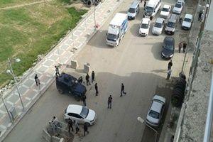 Şanlıurfa'da şok saldırı girişimi.22297