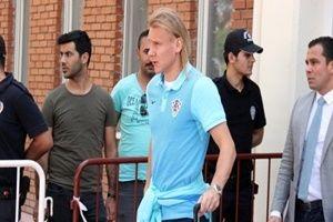 Beşiktaş'ın transferi Vida imza için İstanbul'da!.22543