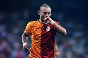 Wesley Sneijder'in durumu bugün netleşiyor.14601