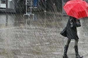 Meteoroloji uyardı: Kuvvetli yağış geliyor.23535