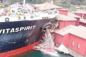 Yalıya çarpan gemi için flaş gelişme!