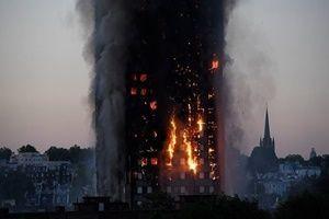 Londra'daki yangında ölü sayısı 79'a çıktı.12286