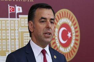 CHP'li vekil Barış Yarkadaş ifade verdi.16503