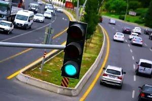 Trafik kazalarında büyük azalma.22182