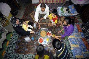T�rkiye'de yoksulluk oran� azald�.27243