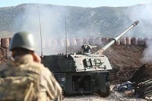 TSK, Afrin'de o köyü terörden temizledi.23356