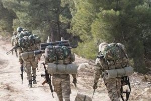 TSK ve ÖSO, Afrin ilçe merkezine ulaştı.26983