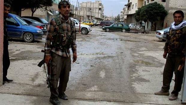 ��te Kobani sokaklar�!