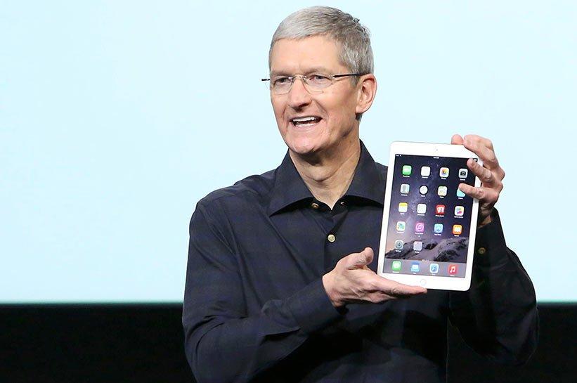 Yeni iPad Air 2 çok ince!