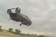 Uçan otomobiller geliyor!