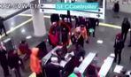 Yankesicilik anbean kaydedildi - Video
