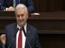 Başbakan, grup toplantısında konuştu