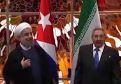 Ruhani, Fidel Castro'yu ziyaret etti