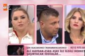 Esra Erol'da �ok k�f�rler - Video