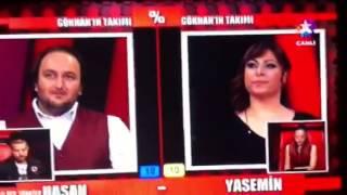 Hasan Do�ru mu kazand�, Yasemin mi?