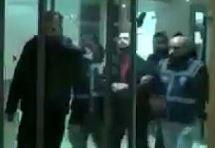 Kadir Güntepe'nin tutuklama anı