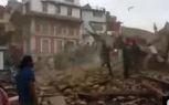 Nepal'deki depremin i� yakan g�r�nt�leri