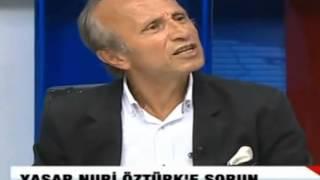 Ya�ar Nuri �zt�rk canl� yay�nda k�fretti