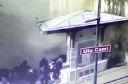��te Bursa'daki patlama an� - Video