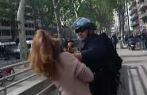 Fransa'da skandal g�r�nt�ler
