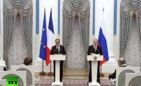 Putin a��klama yaparken �ok gergindi - �zle