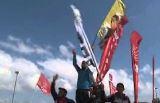 CHP ile PKK'l�lar ayn� karede - �zle