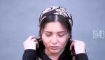 100 y�lda Orta Asya T�rk kad�n� - �zle
